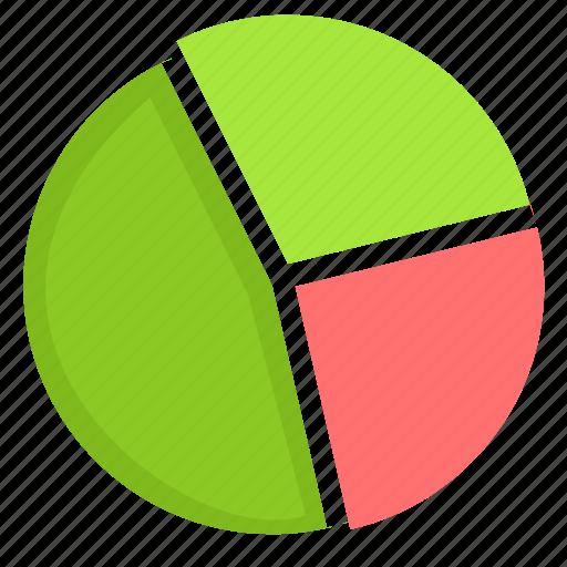 chart, diagramm, economic, report, share icon