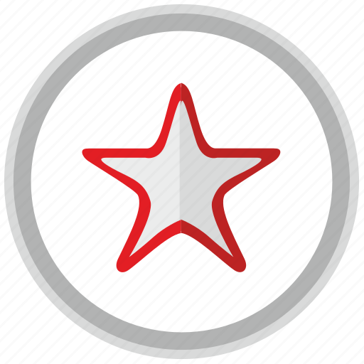 empty, point, rating, star icon