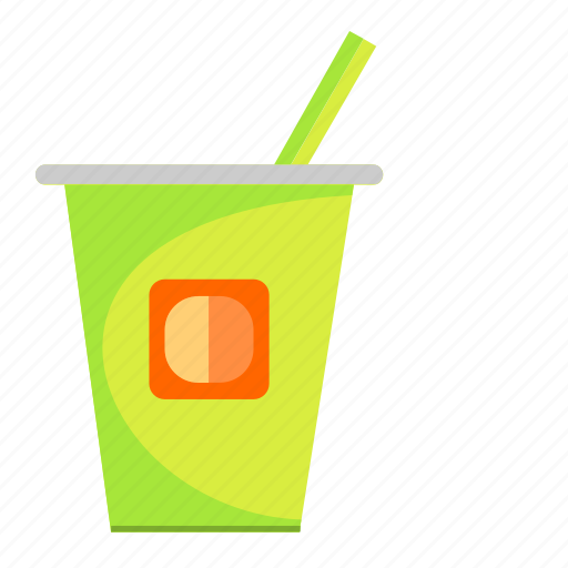 coctail, drink, fast, milk icon