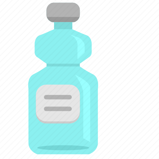 drink, fitness, fluid, mineral, water icon