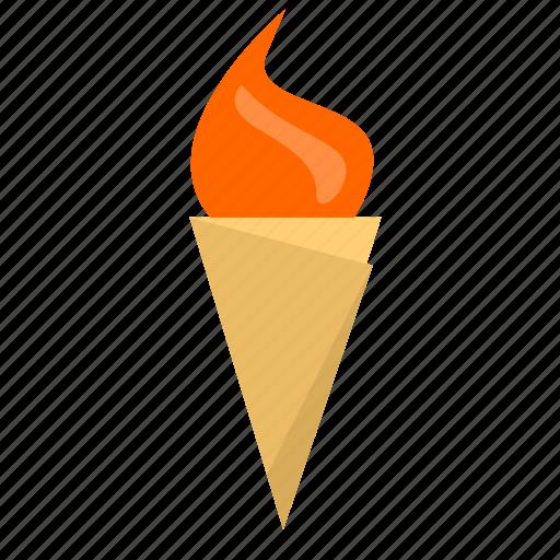 cream, eat, food, ice, sweet icon