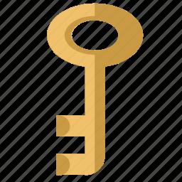 access, enter, key, signature icon