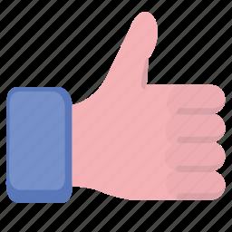 good, like, mark, rating, social icon