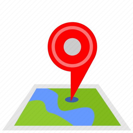 location, map, marker, navigation, place, poi, pointer icon