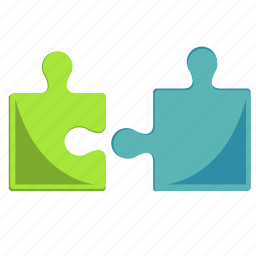 connect, game, logic, piece, puzzle icon