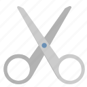 barber, instrument, scissors, shears icon