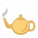 beverage, drink, hot, tea, teapot icon