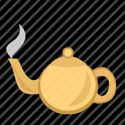 beverage, drink, hot, tea, teapot icon