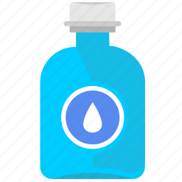 drink, drop, fluid, glass, mineral, water icon