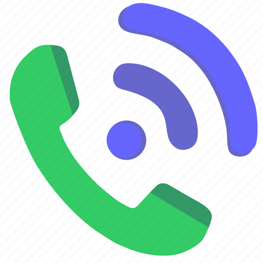 access, call, dial, free, internet, phone, wifi icon