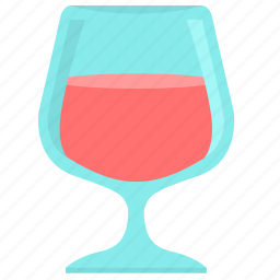 alcohol, bocal, drink, juice, wine icon