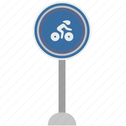 attention, cycle, forward, poi, speed, target icon