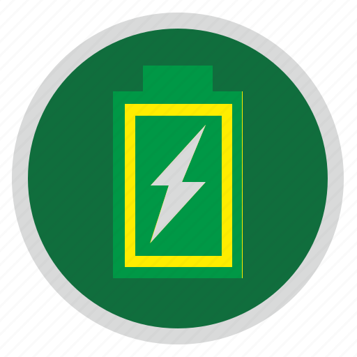 battery, charge, electric, energy, mobile icon