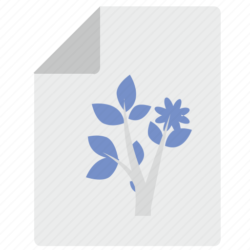 branch, doc, document, list, paper, tree icon