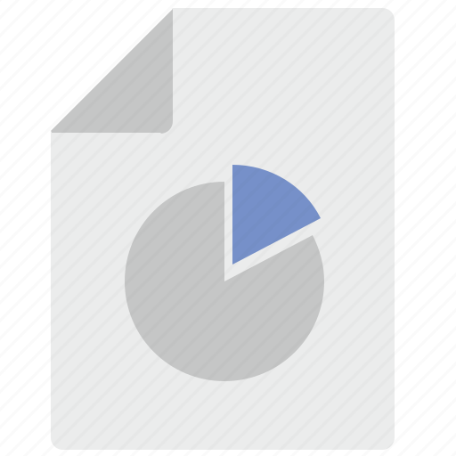 chart, diagramm, doc, document, economic icon