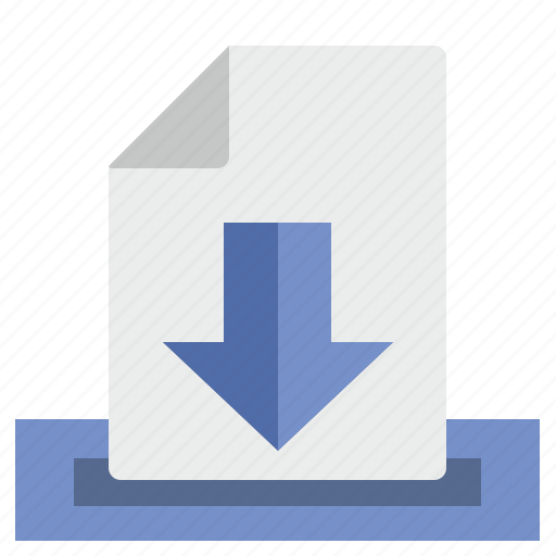 doc, document, file, income, mail, text icon