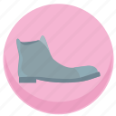 boot, fashion, footwear, man, spring icon