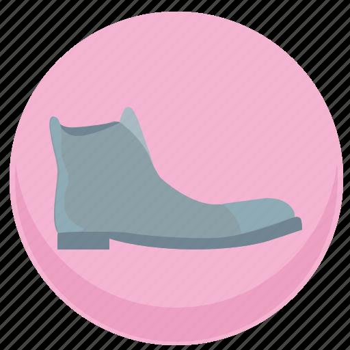boot, fashion, footwear, man, spring icon