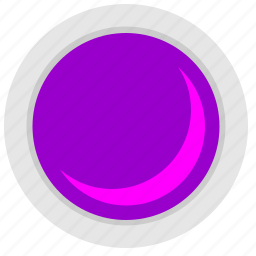 choose, color, pattern, pink, round, violet icon