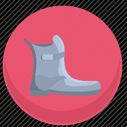 boot, dress, footwear, go, shoe, woman icon