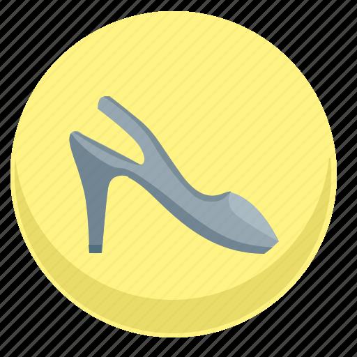dress, footwear, lady, shoe, style, woman icon