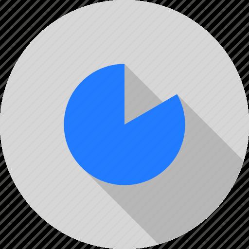 diagram, graph, statistics icon