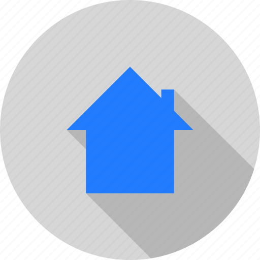 account, building, home, house, interface icon
