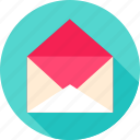 email, empty, envelope, letter, mail, post icon