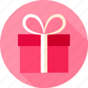box, celebration, gift, holiday, love, present, valentine icon