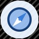 arrow, compass, magnetic, north, orientation, direction, navigation