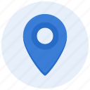 gps, location, map, position, marker, navigation, pointer