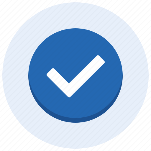 approved, check, checked, done, granted, ok, verified icon