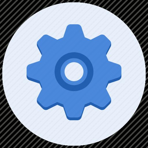 complex, configuration, gear, mechanic, preferences, settings icon