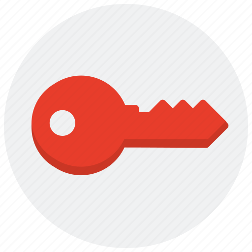 key, open, protection, security, serial, unlock icon