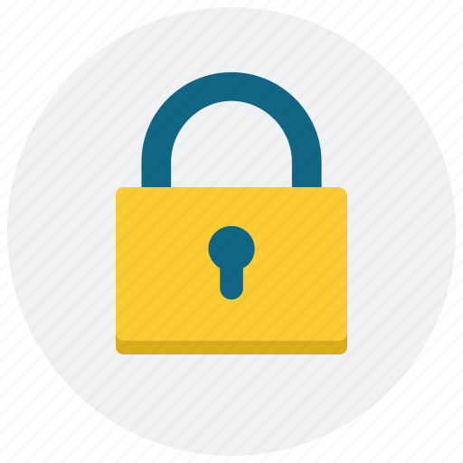 closed, padlock, protected, safe, secured, security icon