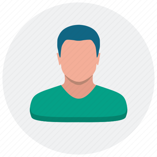 account, avatar, client, customer, human, profile, user icon