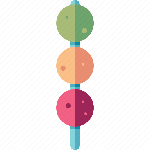ball, candy, food, lollipop, sweet icon