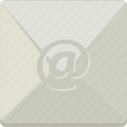 contact, email, envelope, mail, message icon