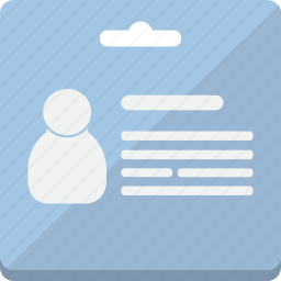 photo, profile, user icon
