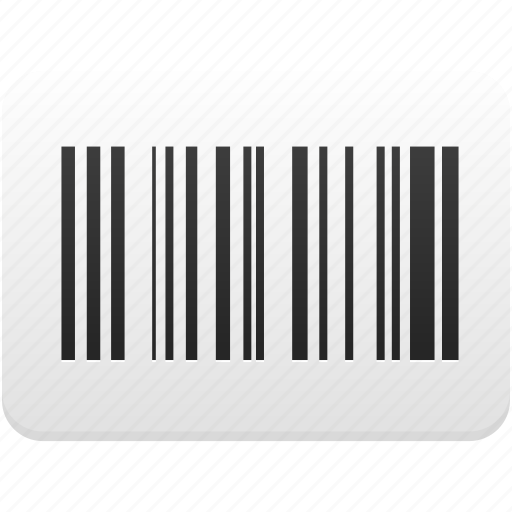 barcode, barcodes, code icon