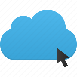 click, cloud, clouds, cloudy, forecast, weather icon