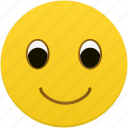 avatar, emoticon, emoticons, emotion, face, smile, smiley icon