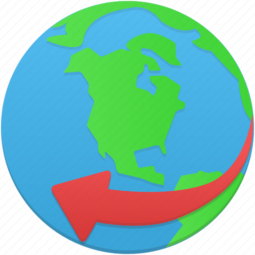 earth, global, globe, internet, service, support, world icon