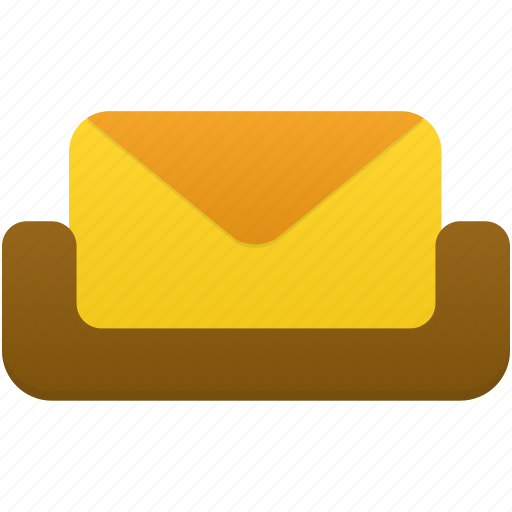 email, envelope, inbox, letter, mail, mailbox, message icon