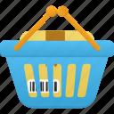 basket, full, shopping, business, buy, ecommerce, shop