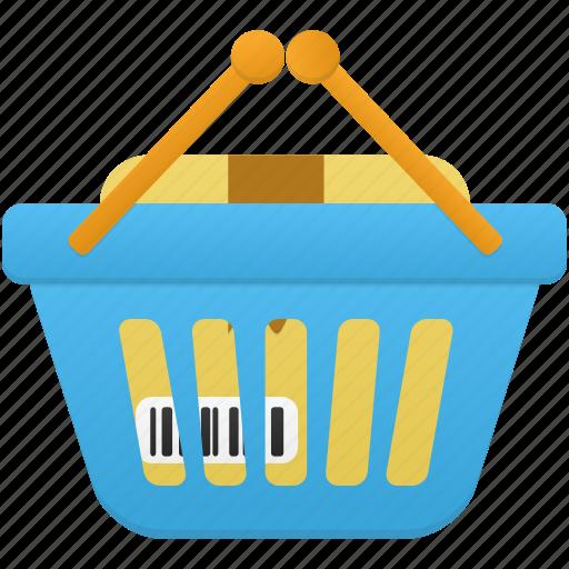 basket, business, buy, ecommerce, full, shop, shopping icon