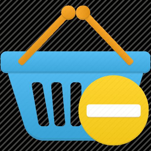 basket, business, buy, ecommerce, prohibit, shop, shopping icon