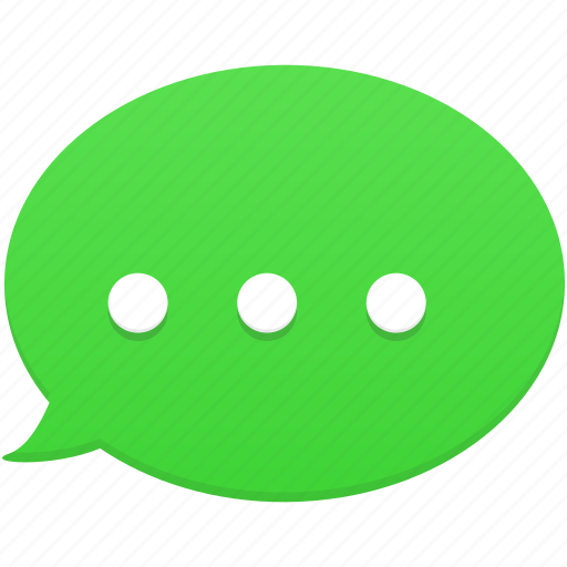 communication, connection, message, talk, text icon