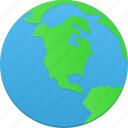 browser, earth, globe, internet, web, world icon