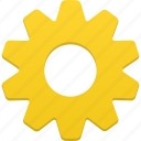 gear, preferences, setting, settings, system, tool, tools icon